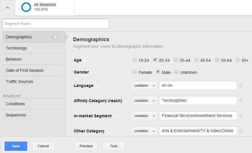 google-analytics-tips-custom-demo