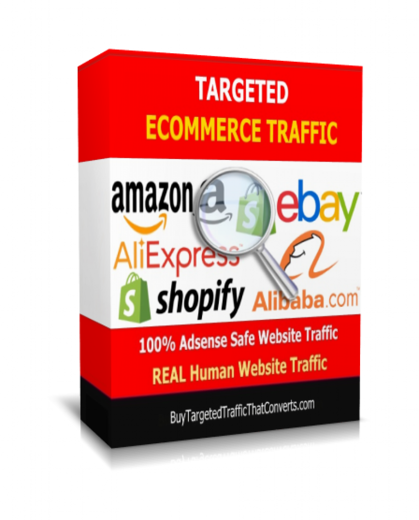 e-commerce-targeted-traffic shopify traffic, ebay traffic