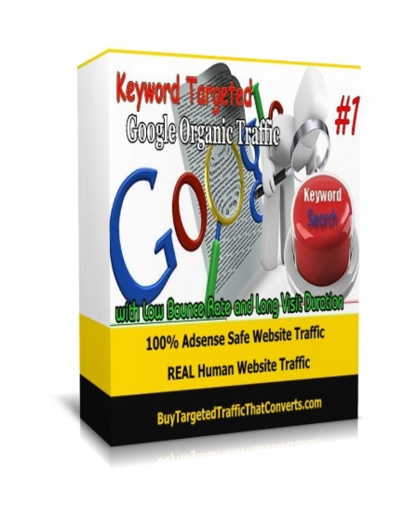 google search engine traffic, facebook traffic