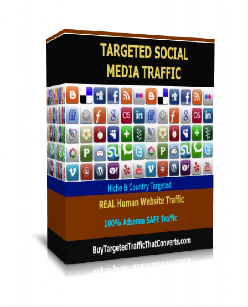 targeted social media traffic, social media advertising